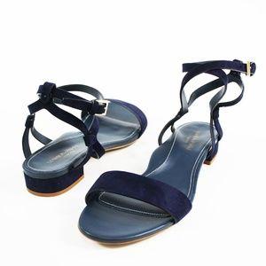 MARION PARKE Women's Josie Ankle Strap Sandals Lea